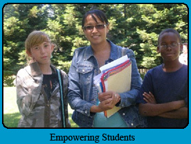 Empowering Students